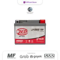 Aki Motor JAP JTZ-5S | 4,5 AH - GARANSI RESMI 12 BULAN
