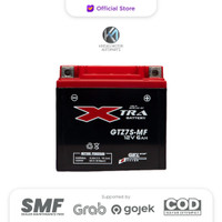 XTRA BATTERY GTZ7S MF GEL ACID - AKI MOTOR KERING / MAINTAINANCE FREE