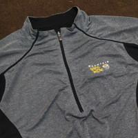 baju baselayer halfz mountain hardwear original outdoor pendaki gunung