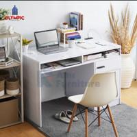 meja kerja meja kantor meja komputer seri NIMBUS merk OLYMPIC