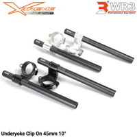 Stang Jepit WR3 Moto 2 Class Underyoke Clip On ZX25R / CBR 250RR 45mm
