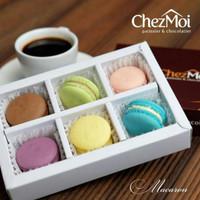 Kue Macaroon Chez Moi ; Sweety Baby Macaron; Kue mungil Nan manis