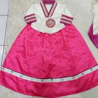 hanbok anak baju adat tradisional korea kostum costume oct01