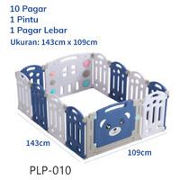Baby Fence Pagar Bayi Babyroom Pagar Anak Bayi Pagar Playground(10 +2)