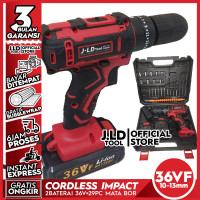 CORDLESS IMPACT 36V SET (10-13MM) BY J.LD Tool