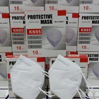 Masker KN95 Protective Mask isi 10Pcs Masker KN95 Disposable Mask