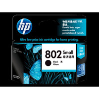 HP Tinta 802 Hitam Warna Small