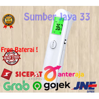 thermometer infrared digital non contact termogun termometer not omron