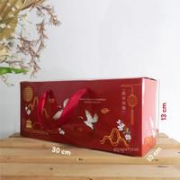 Kotak Hamper Box Bolu Dus Kue Kering Cookies/Kue Keranjang Tali Imlek