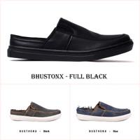 Sepatu Sandal Slop Pria Ukuran Besar Big Size 44-50 Humm3r Bustong