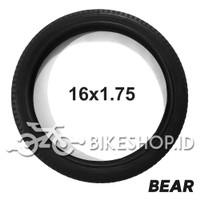 Ban Luar Sepeda BEAR Ukuran 16 x 1.75 Lipat/Mini/BMX   High Quality