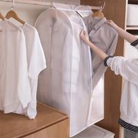 Cover Baju Gantung Besar Anti Debu Plastik Pelindung Pakaian Jaket Jas