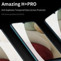 Anti Gores Tempered Glass Samsung Galaxy A12 / A32 5G H+ Pro Nillkin