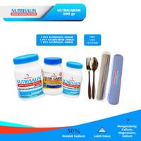 Bundle Set 3pcs Nutrisalin + Nutrigaram GRATIS hadiah