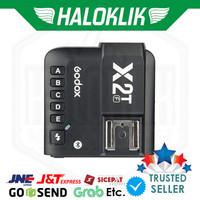 Godox TTL Wireless Flash Trigger X2T-F for Fuji Transmiter