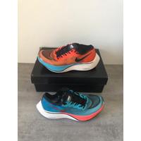 Sepatu Cewek - NIKE ZOOMX VAPORFLY NEXT% - Blue Orange