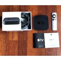 Apple TV gen 3 original lengkap