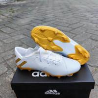 sepatu bola adidas nemeziz 19.3 white gold