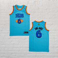 Baju Jersey Basket Swingman NBA Lebron James Tunesquad Special Edition
