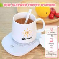 penghangat gelas kopi teh susu warmer