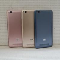 Backdoor Backcover Tutup belakang Back Casing Xiaomi Redmi 4A Original