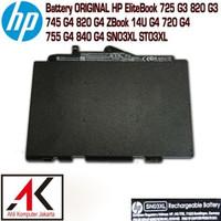 Baterai HP EliteBook ST03XL 725 G3 820 G3 720 G4 745 G4 820 G4 SN03XL
