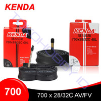Ban Dalam Sepeda KENDA 700 x 28 / 32C - 48L