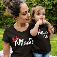 Baju Minimi Couple Mama Papa Maxkenzo Baju Anak Kaos Berkualitas