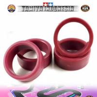 Ban Maroon Medium / Rep Tamiya 95208 Low Friction Low Profile Tire