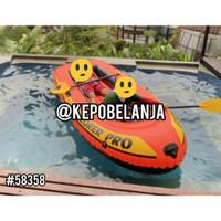 Perahu Karet INTEX 58358 Kayak Explorer Pro 300 Plus Pompa Dayung