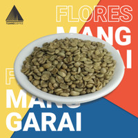 Grade 3 - Green Bean - Washed Arabica - Flores Manggarai - Kartika