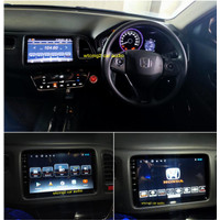 head unit android 9 inch honda hrv 2015 - now + home service