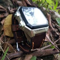 Leather Strap atau Tali Kulit Jam Tangan Casio AE1200 AE 1200 AE1300
