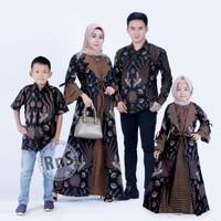 Baju Batik Couple Keluarga Model Terbaru / Set Cople Keluarga Ber 4