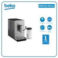 Beko Coffee machine CEG5331X with Milk Frother