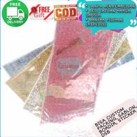 Plastik Souvenir Ulang Tahun / Plastik Pembungkus Snack / Goodie Bag
