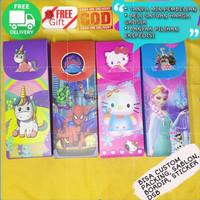 Promo termurah Souvenir Ulang Tahun Anak Tempat Pensil Karakter Boneka