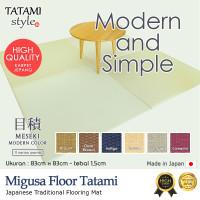 Tatami Jepang - MIGUSA Floor Tatami by SEKISUI (Meseki Modern Color)