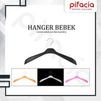 Hanger Bebek ERA 181 Tebal / Gantungan Baju Jas Pakaian Distro Butik