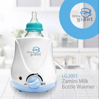 Little Giant Zamini Milk Bottle Warmer - Pemanas Asi Garansi 1 tahun