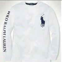 Baju Tshirt Kaos Lengan Panjang Polo Ralph Lauren