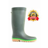 AP Boot 2003 Triwarna Hijau / Sepatu AP Boot 2003 Hijau - 37