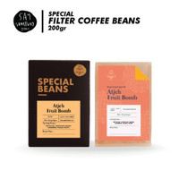 Atjeh Fruit Bomb 200 Gram (Biji Kopi Arabika - Filter)