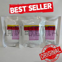 Polar Red Repacking 100gr / Artemia Shell Free polar red