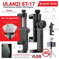 ULANZI ST-17 Holder HP Aluminium 360 Tripod Mount Smartphone Cold Shoe