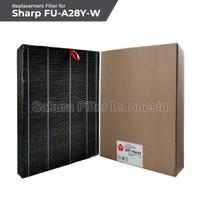 Sakura APC-79410 Replacement Filter Air Purifier Sharp FU-A28Y-W