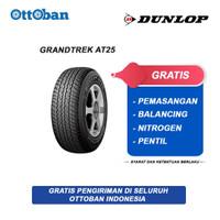 Dunlop Grandtrek AT25 265 60 R18 110H Ban Mobil