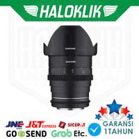 Samyang 24mm T1.5 VDSLR MK2 Cine Lens (E Mount)