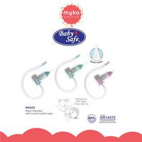 Baby Safe Nasal Aspirator Pipe