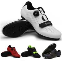 Sepatu Roadbike Multi Cleat SPEED - Road Shoes ~ Sepatu Gowes Balap